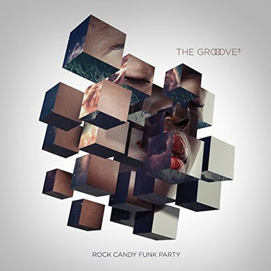 Rock Candy Funk Party GROOVE CUBED CD