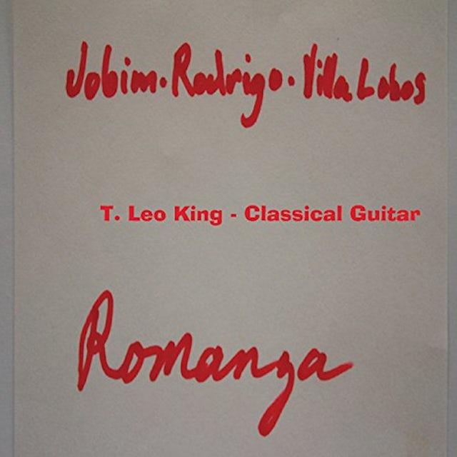 Leo king ROMANZA CD