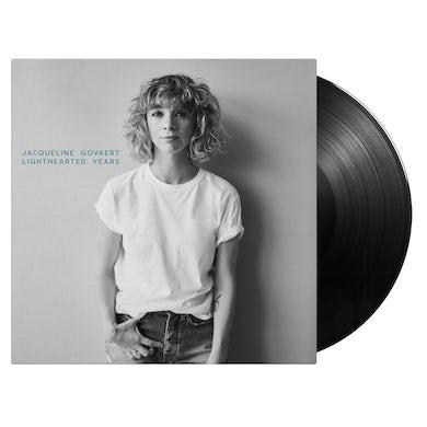 Jacqueline Govaert LIGHTHEARTED YEARS Vinyl Record