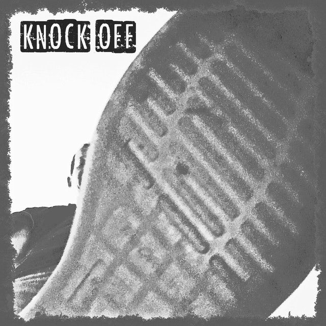 Knock Off LIKE A KICK IN THE HEAD Vinyl Record