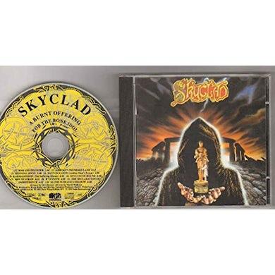 Skyclad BURNT OFFERING FOR THE BONE IDOL CD