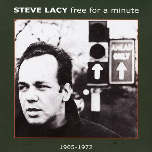 Steve Lacy FREE FOR A MINUTE CD
