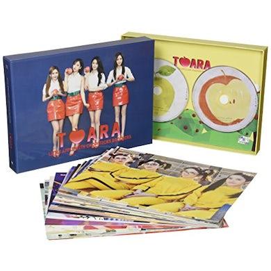 T-ara LITTLE APPLE CD