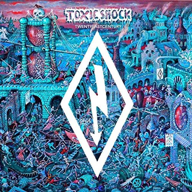 Toxic Shock TWENTYLASTCENTURY CD