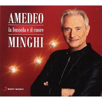 Amedeo Minghi LA BUSSOLA E IL CUORE CD
