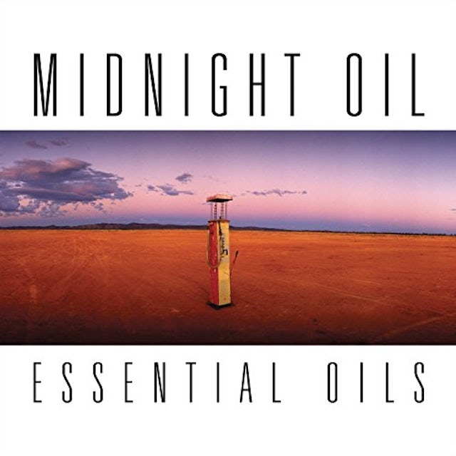 Midnight Oil ESSENTIAL OILS: GREAT CIRCLE TOUR EDITION CD