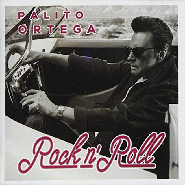 Palito Ortega ROCK & ROLL CD