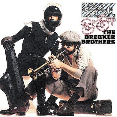 Brecker Brothers HEAVY METAL BE-BOP CD