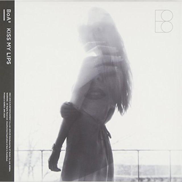 BoA KISS MY LIPS (VOL 8) CD