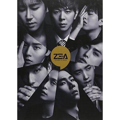 ZE:A CONTINUE (BEST ALBUM) CD