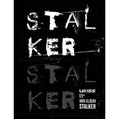 U-KISS STALKER (11TH MINI ALBUM) CD