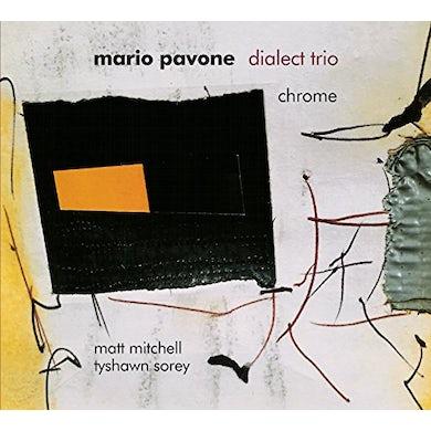 Mario Pavone CHROME CD