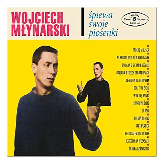 Wojciech Mlynarski MLYNARSKI SPIEWA SWOJE PIOSENKI CD