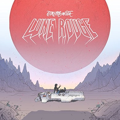 LUNE ROUGE CD