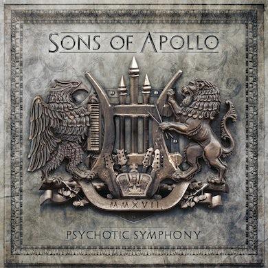 Sons Of Apollo PSYCHOTIC SYMPHONY CD