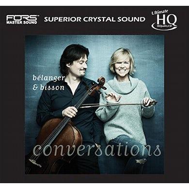 Anne Bisson CONVERSATIONS CD