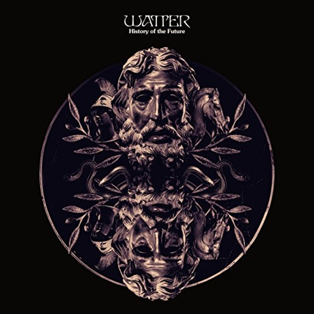 Watter HISTORY OF THE FUTURE CD