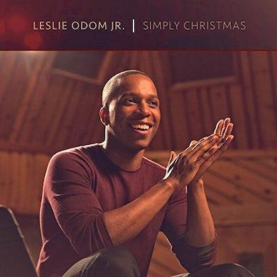 Leslie Odom Jr SIMPLY CHRISTMAS (DELUXE) CD