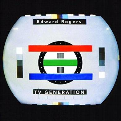 Edward Rogers TV GENERATION CD