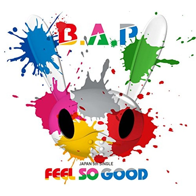 B.A.P FEEL SO GOOD: TYPE-A CD