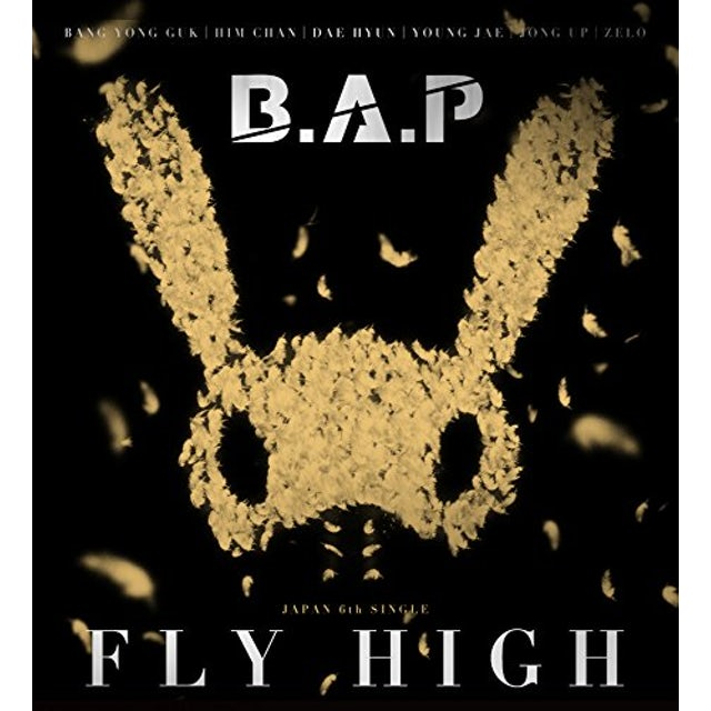 B.A.P FLY HIGH: LIMITED CD
