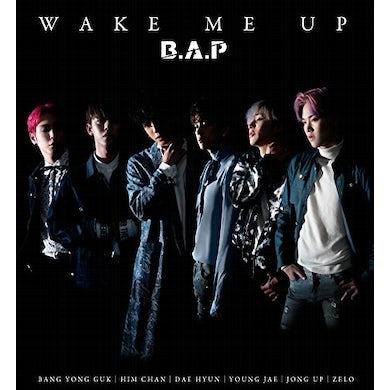 B.A.P WAKE ME UP: TYPE-A CD