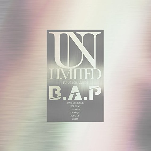 B.A.P UNLIMITED: LIMITED CD