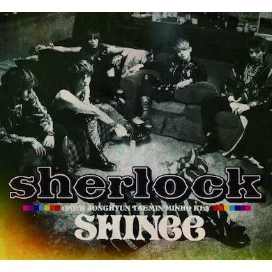 SHINee SHERLOCK: JAPANESE EDITION CD
