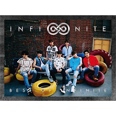 BEST OF INFINITE: LIMITED CD