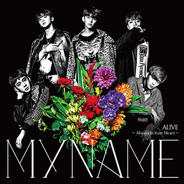 MYNAME ALIVE: ALWAYS IN YOUR HEART: LIMITED CD