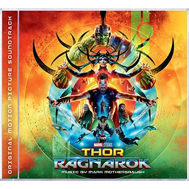 THOR: RAGNAROK / Original Soundtrack CD