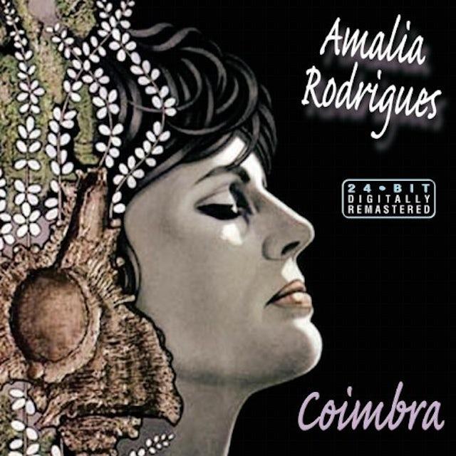 Amalia Rodrigues COIMBRA CD