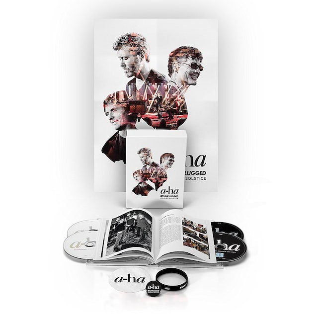 a-Ha MTV UNPLUGGED: SUMMER SOLSTICE - FAN EDITION CD