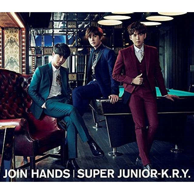 Super Junior JOIN HANDS CD