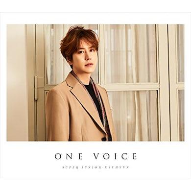 Super Junior ONE VOICE CD
