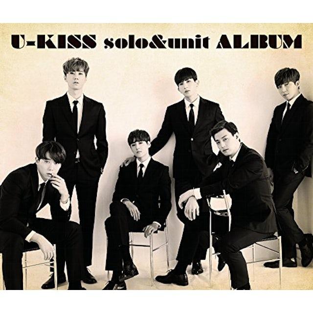U-KISS SOLO & UNIT ALBUM CD