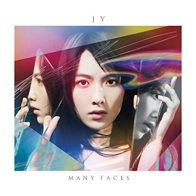 JY MANY FACES: LIMITED CD
