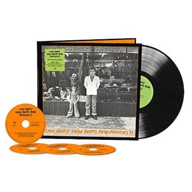 Ian Dury NEW BOOTS & PANTIES: 40TH ANNIVERSARY EDITION CD