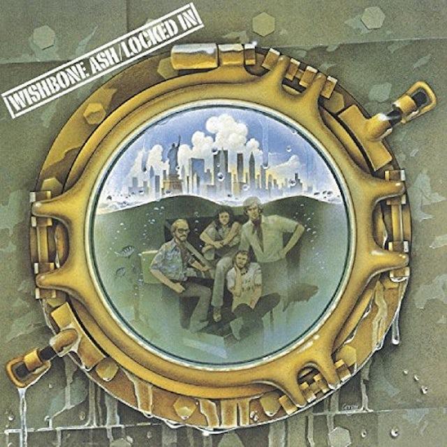 Wishbone Ash LOCKED IN CD