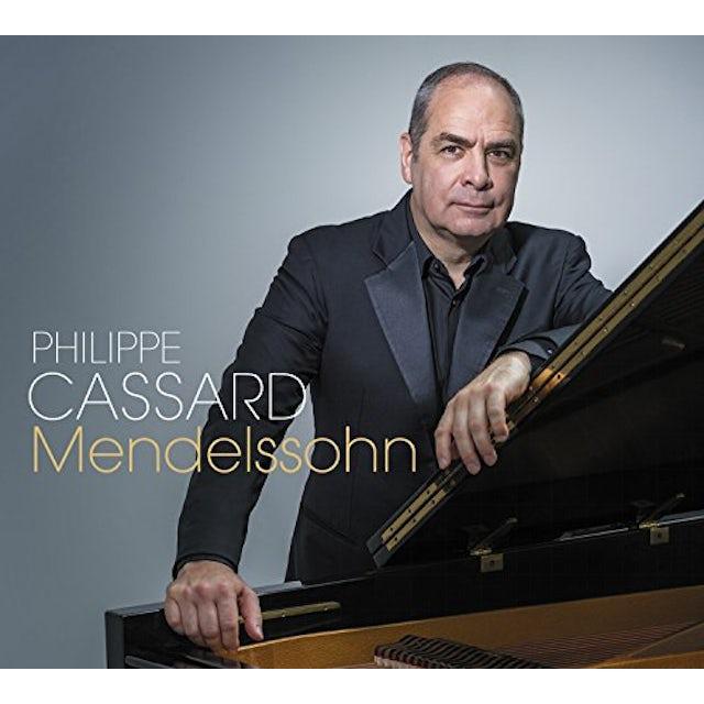 Philippe Cassard MENDELSSOHN CD