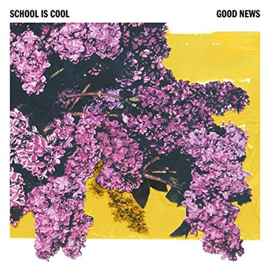 School Is Cool GOOD NEWS Vinyl Record