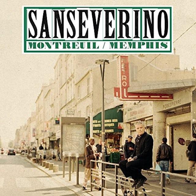 Sanseverino MONTREUIL / MEMPHIS CD