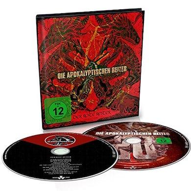 Apokalyptischen Reiter DER ROTE REITER CD