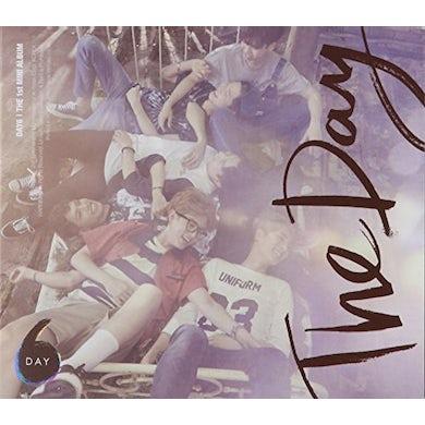 DAY6 DAY (1ST MINI ALBUM) CD