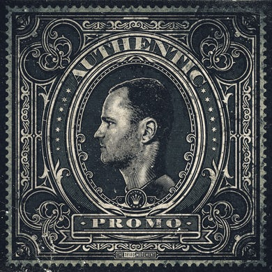 Promo AUTHENTIC CD