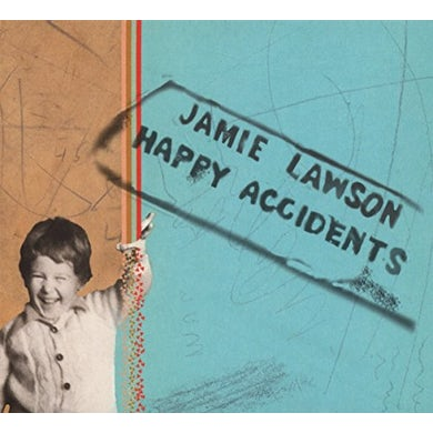 Jamie Lawson HAPPY ACCIDENTS: DELUXE CD