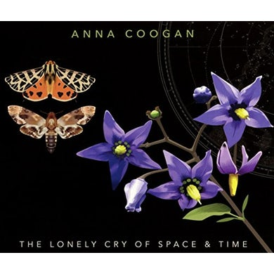 Anna Coogan LONELY CRY OF SPACE & TIME Vinyl Record