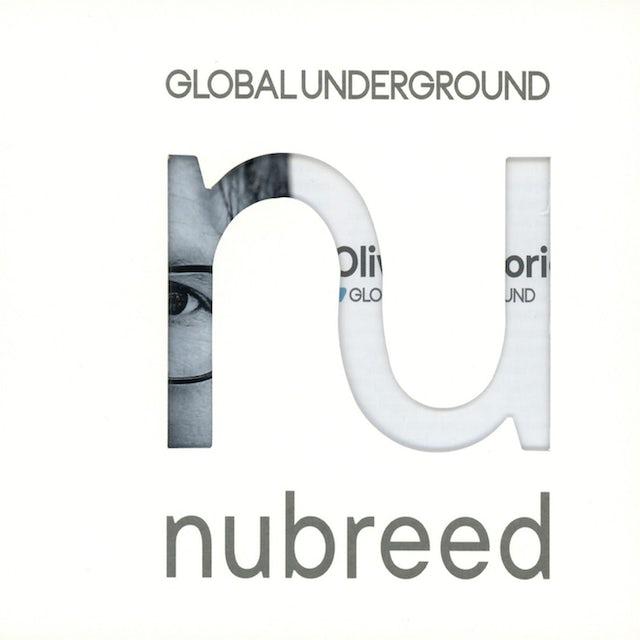 Oliver Schories GLOBAL UNDERGROUND: NUBREED 10 CD