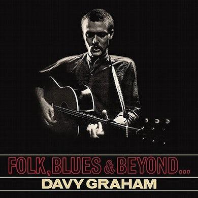 Davy Graham FOLK BLUES & BEYOND CD