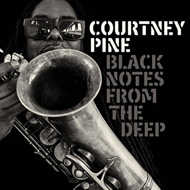Courtney Pine BLACK NOTES FROM THE DEEP CD